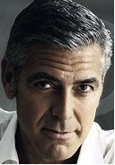 clooney face